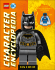LEGO DC Character Encyclopedia New Edition: With exclusive LEGO minifigure Cover Image