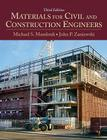 Materials for Civil and Construction Engineers Cover Image