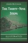 The Thirty-Nine Steps (Illustrated) Cover Image
