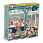 Book Haven 1000 Piece Puzzle In Square Box Cover Image