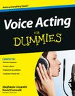Voice Acting for Dummies Cover Image