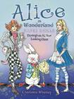 Alice in Wonderland Paper Dolls: Through an All New Looking Glass Cover Image