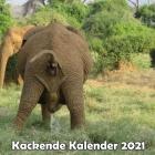 Kackende Kalender 2021: Lustige Kackende Tiere Geschenkidee für Tierliebhaber Cover Image