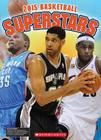 Basketball Superstars 2015 Cover Image