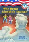 Capital Mysteries #5: Who Broke Lincoln's Thumb? Cover Image