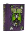 Disney: The Mini Art of Disney Villains | Disney Villains Art Book Cover Image