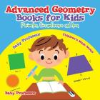 Advanced Geometry Books for Kids - Perimeter, Circumference and Area - Children's Math Books Cover Image