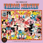 The World of Freddie Mercury 1000 Piece Puzzle: A Jigsaw Puzzle Cover Image