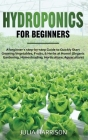 Hydroponics for Beginners Cover Image