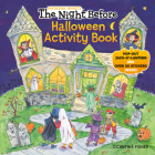The Night Before Halloween Activity Book Cover Image