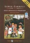 Alice's Adventures in Wonderland, with eBook (Tantor Unabridged Classics) Cover Image