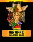Giraffe Coloring Book: A Coloring Book for Relief Stress Cover Image