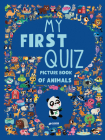 My First Quiz Picture Book of Animals (Clever Quiz Books) Cover Image