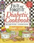Fix-It and Forget-It Diabetic Cookbook: Slow-Cooker Favorites to Include Everyone! Gift Edition Cover Image