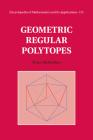 Geometric Regular Polytopes Cover Image