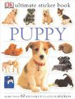 Ultimate Sticker Book: Puppy: More Than 60 Reusable Full-Color Stickers Cover Image