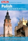 Polish Phrase Book & Dictionary Cover Image