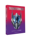 Transformers: A Visual History Cover Image