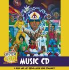 Vacation Bible School (Vbs) 2017 Super God! Super Me! Super-Possibility! Music CD Cover Image