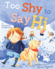 Too Shy to Say Hi Cover Image