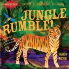 Indestructibles: Jungle Rumble!: Chew Proof · Rip Proof · Nontoxic · 100% Washable (Book for Babies, Newborn Books, Safe to Chew) Cover Image