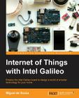Internet of Things with Intel Galileo Cover Image