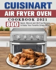 Cuisinart Air Fryer Oven Cookbook 2021 Cover Image