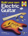 Build Your Own Electric Guitar Cover Image