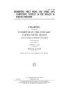 Prohibiting price fixing and other anticompetitive conduct in the health insurance industry: hearing before the Committee on the Judiciary, United Sta Cover Image