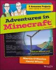 Adventures in Minecraft (Adventures in ...) Cover Image