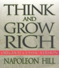 Think and Grow Rich: Original Classic Version (Your Coach in a Box) Cover Image