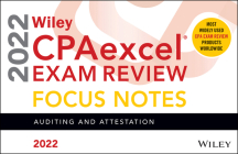 Wiley's CPA Jan 2022 Focus Notes: Auditing and Attestation Cover Image