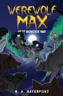 Werewolf Max and the Monster War Cover Image