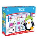 Math File Folder Game, Grade 1: File Folder Games Cover Image