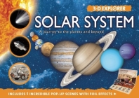Solar System: A Journey to the Planets and Beyond Cover Image