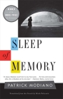 Sleep of Memory (The Margellos World Republic of Letters) Cover Image
