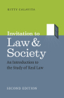 Invitation to Law and Society, Second Edition: An Introduction to the Study of Real Law (Chicago Series in Law and Society) Cover Image