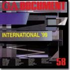 GA Document 58 - International 1999 Cover Image