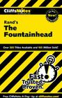 CliffsNotes on Rand's The Fountainhead Cover Image
