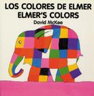 Elmer's Colours (English–Spanish) (Elmer series) Cover Image