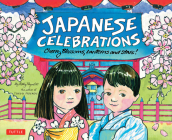 Japanese Celebrations: Cherry Blossoms, Lanterns and Stars! Cover Image