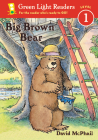 Big Brown Bear (Green Light Readers Level 1) Cover Image