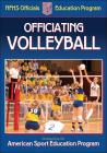 Officiating Volleyball Cover Image