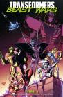 Transformers: Beast Wars, Vol. 1 (Transformers Beast Wars) Cover Image