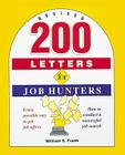 200 Letters for Job Hunters, Revised Cover Image