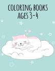 coloring books ages 3-4: Funny Image for special occasion age 2-5, art design from Professsional Artist (Wild Animals #8) Cover Image