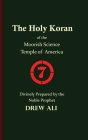 The Holy Koran of the Moorish Science Temple of America Cover Image