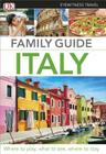 Family Guide Italy Cover Image