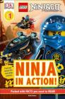 DK Readers L1: LEGO NINJAGO: Ninja in Action (DK Readers Level 1) Cover Image