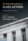 The Cambridge Handbook of Class Actions: An International Survey Cover Image